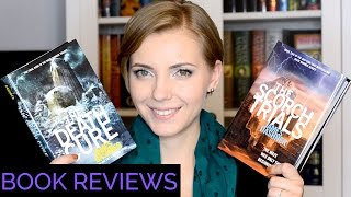 The Scorch Trials + The Death Cure by James Dashner | Book Reviews streaming