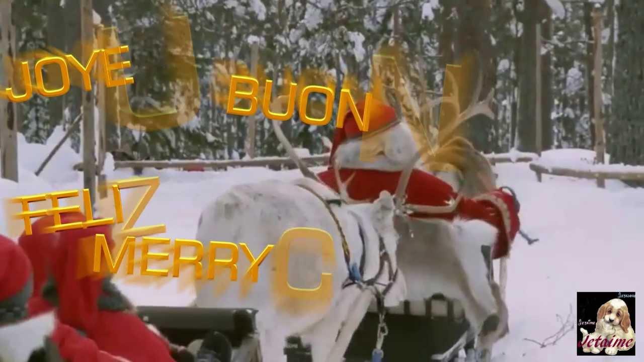 Buon Natale Di Enzo Iacchetti Karaoke.Buon Natale Enzo Iacchetti Youtube