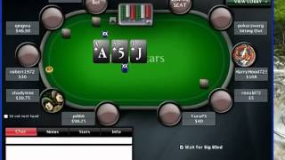 Онлайн покер   видео учебник