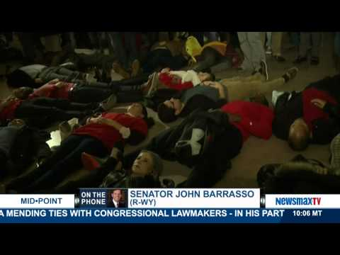 MidPoint    Sen. John Barrasso to discuss Congress's lame duck session   Pt 1