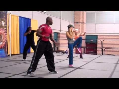 Janis Saffell - Kickbox for Weight Loss Program