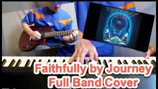 Faithfully - Piano Instrumental by Ben Bennett