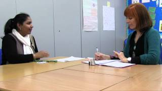 ESOL Skills for Life (QCF) Level 1 - interview sample video No.3