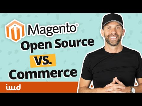 Magento Open Source vs Adobe Commerce - which do we recommend?