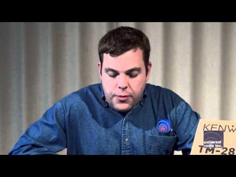 Universal Radio discusses the Kenwood TM-281a mobile Amateur Radio transceiver