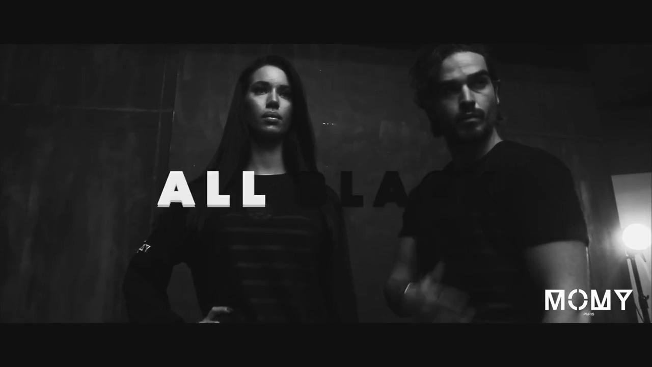 ALL BLACK | MOMY