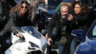 Priyanka Chopra Quantico Season 3 Action Scenes Leaked