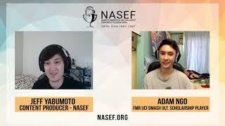 The Collegiate Esports Experience: Adam Ngo, UCI Smash
