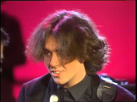 Dick Clark Interviews Icicle Works- American Bandstand 1984