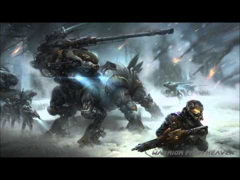 ManFighterMusic- Cyber Warfare (2015 Epic Dark Hybrid Futuristic Sci-Fi Action)