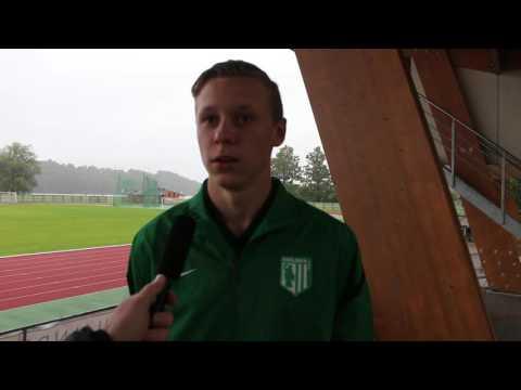 TV FLORA | Flora U21 peatas Viljandi ekspressi. Markus Poom ja Joel Indermitte kommenteerivad.