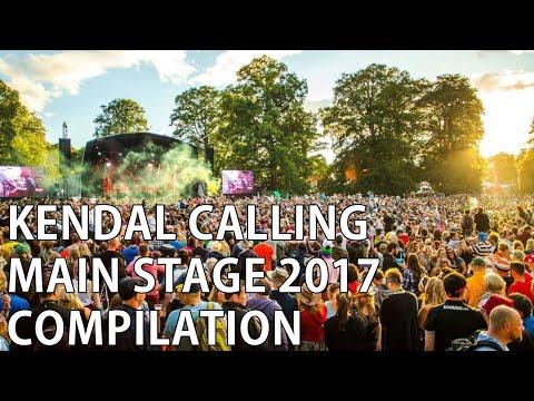 Tinie Tempah - Stereophonics - Happy Mondays - Jake Bugg - Franz Ferdinand - Kendal Calling 2017