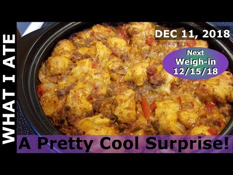 What I ate on WW Freetyle | Montage Fun | A surprise! thumbnail