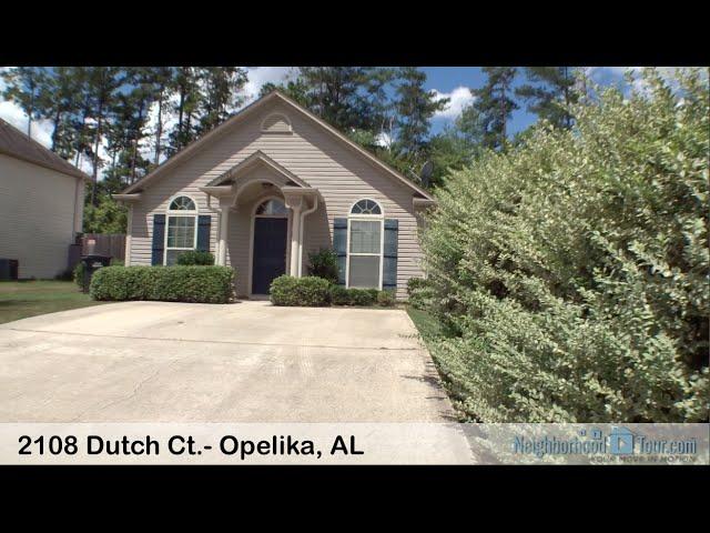 2108 Dutch Ct.- Opelika, AL (Ashley & Tracie)