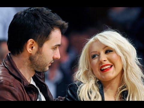 Christina Aguilera Husband Matthew Rutler