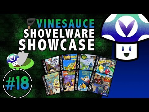 [Vinesauce] Vinny - Shovelware Showcase: PS1 Edition (part 18)
