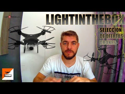 Lightinthebox tienda de RC y drones ofertas Ltecnic