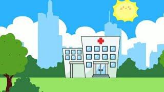 Background Animasi Kartun Bergerak   Rumah Sakit   hospital - YouTube