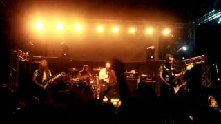Valient Thorr - Call Off The Dogs (LIVE, SPAKEMOTUTO FESTIVAL 10)