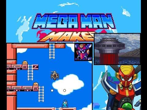 Mega Man Maker
