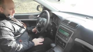 Skoda Octavia A5 FL 1.8 TSI 2012 Обзор и тест драйв!