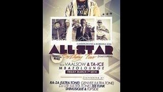 UltraTone & Room38 Music present V-underground & Moredikai Soul AllStar Birthday Tour 2014