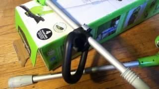 Greenworks 21132 40V Lithium Ion powered Cordless String Trimmer