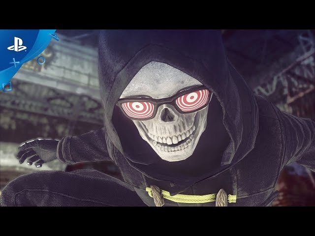 Let It Die - Stayed Tuned Trailer | PS4
