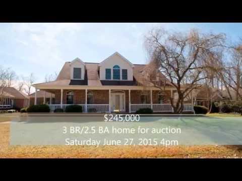 *VIRTUAL TOUR* Real Estate Auction Northeastern NC-Albemarle Plantation