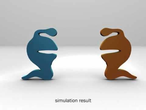 Computational Design Of Actuated Deformable Characters (SIGGRAPH 2013)