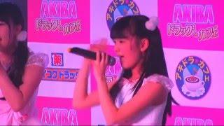 U-NO & ばるす(原宿物語) @ アキドラスーパーNight vol.64 (2016.03.29)