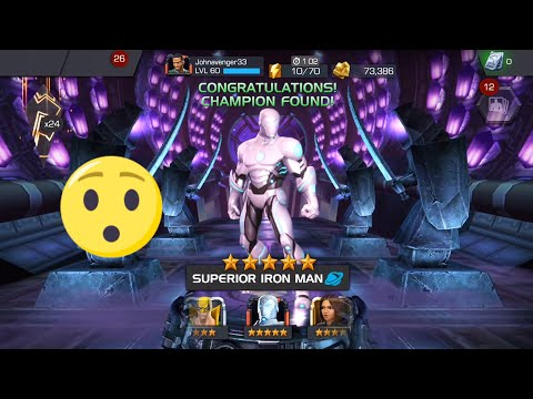 Marvel Contest of Champions: Grandmaster Crystals x31!