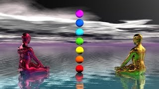 7 Chakras Spoken Word Guided Meditation, Visualization, Relaxing, Chakra Healing, Balancing