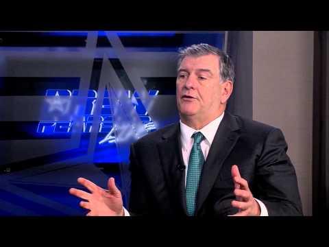 Mayor Of Dallas Mike Rawlings