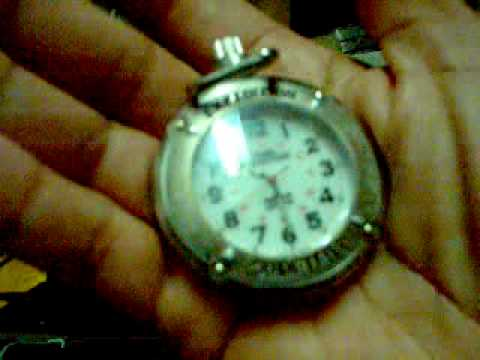 how to get a pocket watch working again