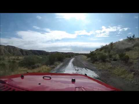 Big Bend National Park - River Road West to Buenos Aires Campsites 1&2