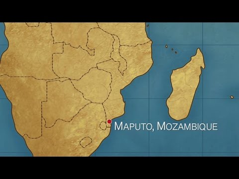 Maputo, Mozambique Port Report