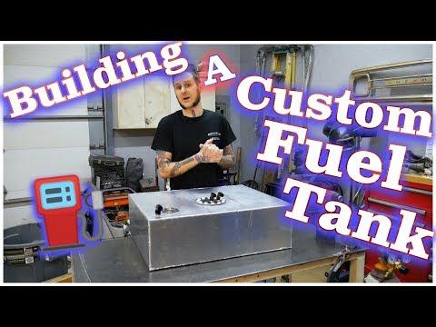 Building a Custom Fuel Tank