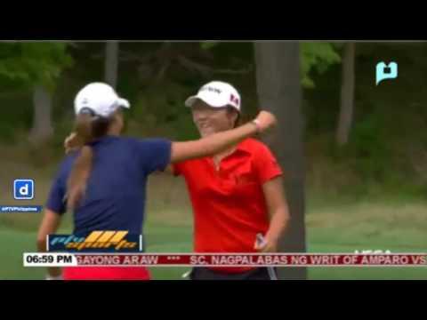 Lydia Ko: Pinakabatang Golf player ng bansang New Zealand na nanalo sa professional golf