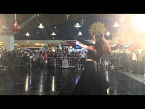 Ballando on the Road - CATANIA: Rossella Saladino e Marco Barbera (Valzer Inglese)