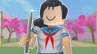 THE BEST YANDERE SIMULATOR GAME IN ROBLOX!
