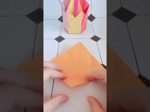 100 Easy and cool origami ideas 555