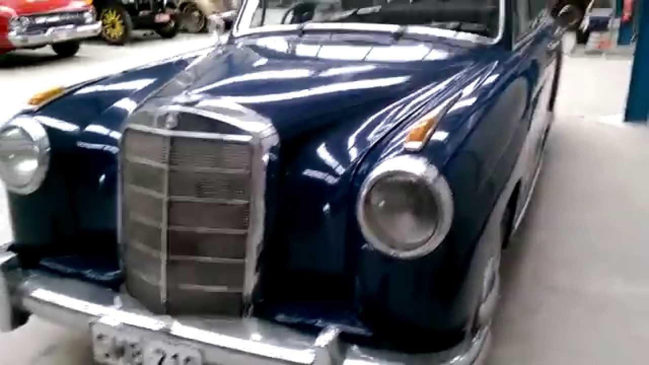 Firma Trading Classic Cars Australia Presents 1959 Mercedes Benz 219 ...