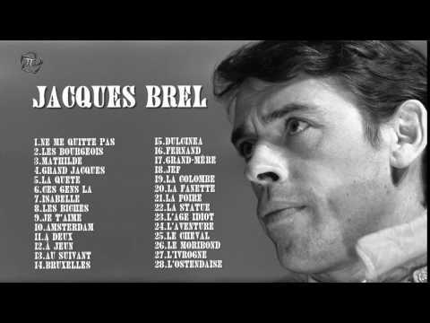 Jacques Brel - Les Bonbons (Première Version)
