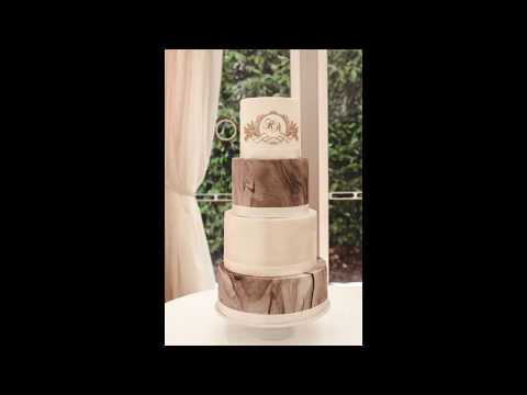 Wedding Cake Time Lapse