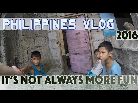 It's NOT always more fun in the Philippines Kalawaan | VLOG 2 of 3