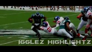 lesean Mccoy career Eagles highlights