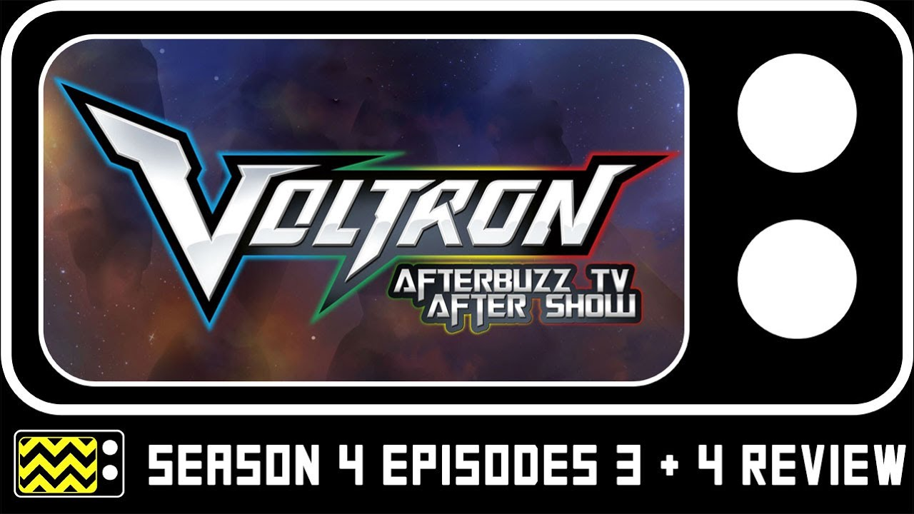 Download Voltron Legendary Defender Season 5 Episodes 3 & 4 Review w Neil Kaplan & AJ LoCascio   AfterBuzz TV