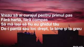 The Motans feat Irina Rimes- Poem (lyrics)