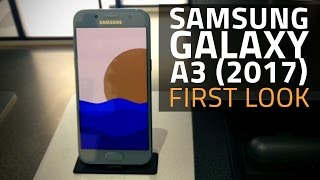 samsung galaxy a3 2017 first look   details specifications and more